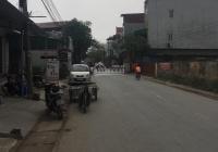 Bán nhà cấp 4 mặt đường trục chính thôn 3 xã Vạn Phúc, Thanh Trì, Hà Nội, DT: 100m2, giá: 5 tỉ 8