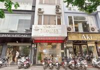 Cho thuê CH tại phố Ngọc Khánh; diện tích: 290m2x6T; mặt tiền: 4,5m; giá: 40tr/th; LH 0357871324