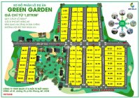 Chính chủ cần bán lô đất dự án Green Garden hơn 571m2