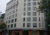 Cho thuê tòa nhà làm khách sạn cao cấp tại Trương Công Giai, Cầu Giấy. DT: 266m2, 52 phòng