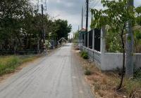 Bán gấp mảnh đất vườn 600m2 đường xe hơi tới đất tại xã Mỹ Lộc, Cần Giuộc