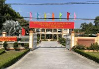 Cần bán lô đất 1480m2 2 mặt tiền Vành Đai 4, đối diện cổng KCN Bàu Trăn. Có 300m thổ cư