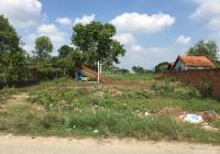 Bán đất xã Tân Thông Hội, huyện Củ Chi, diện tích 2171m2 có 300m2 đất thổ cư, giá tốt