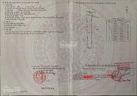 Bán lô đất vườn 1000m2, đường Cây Trôm Mỹ Khánh, Thái Mỹ, Củ Chi, giá 1 tỷ 350, sổ hồng riêng