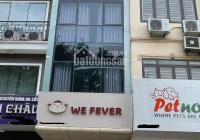 Cho thuê nhà mặt phố Quan Nhân - Nhân Chính, Thanh Xuân. DT 37m2, 5 tầng, MT 3.5m, giá 18tr/th