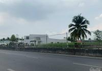Bán nền góc 2 mặt tiền Quốc Lộ 1A, nằm xéo ĐH Võ Trường Toản. Diện tích 285m2, ngang 9m giá 12tr/m2