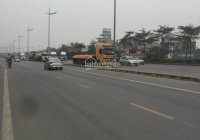 Bán nhà mặt đường Lý Sơn, Long Biên, 2 làn xe 40m kinh doanh đỉnh, 110m2, mặt tiền 9m nhỉnh 18,5 tỷ