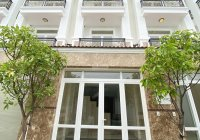 Bán nhà dự án D - Village 4 tầng hẻm 535 Quốc Lộ 13, Hiệp Bình Phước, sát khu đô thị Vạn Phúc