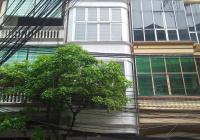 Cho thuê nhà Phạm Tuấn Tài Cầu giấy DT 45m2, 3 tầng, 1 tum, giá 14tr/th, ô tô đỗ cửa LH 0912567209