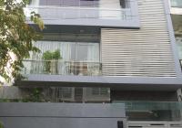 Cho thuê villa gần Trần Não 300m2, sân vườn hầm 3 lầu 5P