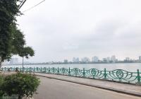 Bán nhà đẹp đường Đặng Thai Mai, mặt tiền 10m, xây đẹp thoáng đãng, ô tô, giá 12.3 tỷ