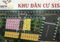 Bán đất Bình Tân (lô góc) Aeon Mall Tân Phú (đúng giá + đúng vị trí), Vietcombank 70% SHR, XDTD