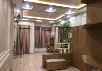 Cho thuê nhà mặt tiền Trương Công Định, khu sầm uất, P14. DT 4m x 20 1T 3L ST, 5PN 6VS giá 20tr/th