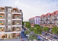 Bán 02 căn shophouse cạnh khách sạn Pullman 5* Phú Quốc, DT 12x23m, cách biển 300m, giá 76tr/m2