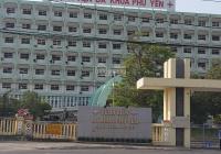 Bán đất Nguyễn Hữu Thọ gần BV Đa Khoa Phú Yên, 5x 25m, giá 3.3 tỷ