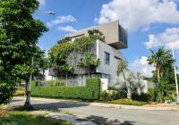 Bán nền biệt thự KDC Thủ Thiêm Villa, Phường Thạnh Mỹ Lợi, Quận 2. Vị trí gần sông hướng Nam giá rẻ