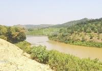Bán 1,7ha 400m2 thổ tại Lương Sơn đất bằng phẳng bám đường bê tông to bám sông view vực thoáng đẹp