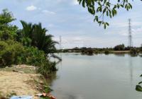 Đất mặt tiền đường nhựa, mặt sông Ông Kèo, đoạn qua Phú Đông - Cầu Cháy đẹp nhất khu vực