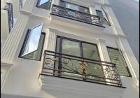 Bán nhà ngõ thông, ô tô đỗ gần nhà 35m2 - 4 tầng, về ở ngay gần vòng xuyến Tố Hữu, Lê Trọng Tấn