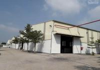 Cần bán nhà xưởng tổng 24.956m2 trong KCN Hải Sơn, Đức Hòa, Long An