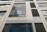 Bán nhà Trần Đăng Ninh Cầu Giấy 38m2, 5 tầng, MT 4.3m, giá 12.5 tỷ, KD đỉnh, lô góc