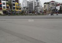 Bán nhà mặt phố Nguyễn Văn Huyên, Cầu Giấy, 291m2, MT 12m, vẻ hè 8m, giá 50 tỷ, ĐT 0879 735 735