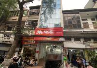 Cho thuê mặt phố Hoàng Hoa Thám 90m2*3 sàn, full đồ, thang máy, có hầm, nhà mới, sàn gỗ giá 18tr