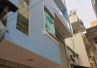 Bán nhà An Điền, P10, Q5 HCM gần đại học Y Dược 8x12m, 1 hầm 1 lửng 2 lầu sân thượng. Gara xe oto