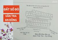 Nhận đặt chỗ 36 lô đất tại Vân Tra, An Đồng, liên hệ nhanh chọn vị trí đẹp