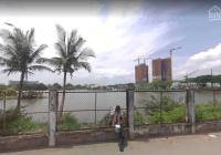 Bán đất ven hồ Tân Mỹ, đường Nguyễn Văn Linh P. Tân Thuận Tây, Q. 7