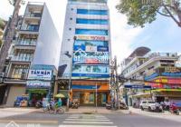 Bán nhà góc 2 mặt tiền đường Huỳnh Văn Bánh Lê Văn Sỹ, Phú Nhuận, DT: 13x16m trệt 7 lầu giá 50 tỷ