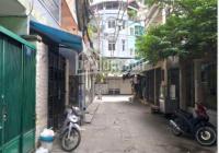 Nhà hẻm 6m đường Nhật Tảo - ngay chợ Nguyễn Tri Phương, trệt 2 lầu 4PN 2WC, DT 4x19.85m, giá 13 tỷ