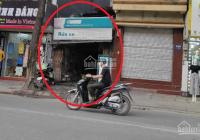Bán nhà mặt phố 318 Lạc Trung, Hai Bà Trưng, Hà Nội SĐCC; 12,5 tỷ TL, 55m2 nở hậu