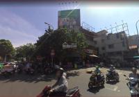 Bán DT đất 420m2 góc 2 mặt tiền thương mại Nguyễn Trãi, Quận 1 - 330 tỷ