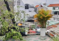 Bán nhà đường Nguyễn Thượng Hiền, 36 m2, 4 tầng, chỉ 4tỷ650, rẻ nhất khu vực. 0934076883