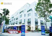 Shophouse 1T + 4L phố đi bộ Stella Mega City những suất cuối cùng, 6,48 tỷ luôn nhà và VAT