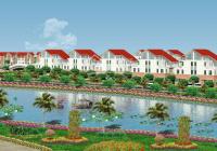 Bán lô đất biệt thự đơn lập 350m2, view hồ, được xây dựng theo thiết kế riêng, hướng Đông Nam