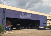 Cho thuê kho, nhà xưởng giá tốt nhất tại Bình Chánh - LH 0934242691