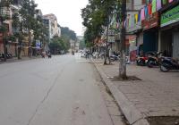 Mặt phố Lạc Trung, quận Hai Bà Trưng 55m2, có ngõ sau 5m, hơn 12 tỷ