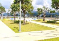 Bán lô đất nhà phố P.Long Hương TP Bà Rịa 6x22m, giá 2,3 tỷ đối diện công viên cách chợ Bà Rịa 300m