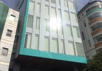 Cho thuê tòa nhà mặt tiền Lê Lai, Quận 1 đối diện công viên 23/9 13x14,5m. Hầm 10 Lầu thang máy