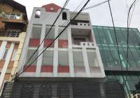 Cho thuê nhà chính chủ MT đường Võ Văn Tần, đoạn 2 chiều, Q. 3, DT: 6x20m, 2 lầu, giá: 35 triệu/th
