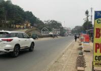 Bán đất mặt đường QL6 - Hoà Bình, DT 280m2 - MT 10m - Lưu không trước nhà 15m. LH 0941258181
