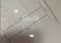 Bán nền 120m2 (5x24, thổ 100%) đường D3, KDC Hòa An - Phường 4, xã Hòa An, TP Cao Lãnh