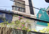 Nhà 4 lầu/ST, hẻm thẳng Nguyễn Thị Tần, P.2, Q.8