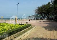 Bán lô đất đẹp xây KS cực đẹp công viên Bãi Trước ngang 10m, đường Quang Trung, Vũng Tàu