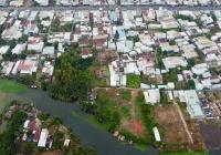 1000m2 đất vườn giáp sông - có sẵn 200m thổ cư xây cất nhà vườn - sát phà Cát Lái (nhận ký gửi đất)