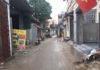 Chính chủ bán đất sổ đỏ trục chính liên thôn đường ô tô, Đại Áng - Thanh Trì, 0862.85.95.98