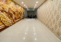 Nhà MT đường Trần Hưng Đạo, P10, Q5, DT: 5x20m diện tích sàn: 222m2 nhà mới giá 68tr/tháng