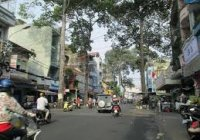 Bán nhà mặt tiền đường Bùi Hữu Nghĩa, P5, Quận 5 đối diện chợ Hòa Bình, hầm 6 lầu, giá 54 tỷ